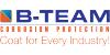 B-TEAM CORROSION PROTECTION - Sisteme complete de materiale și servicii pentru protecții anticorozive