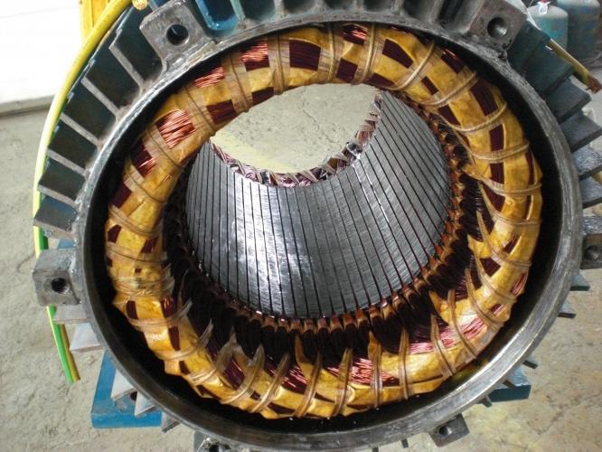 Reparatii echipamente industriale si pompe