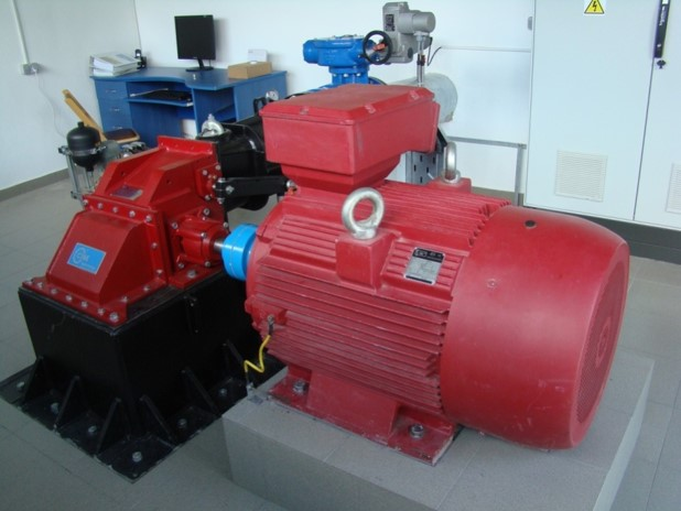 Microhidrocentrală 290kW