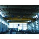 Modernizare pod rulant cu radiocomanda