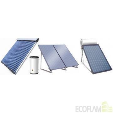 Sisteme complete HELIS cu tuburi solare vidate