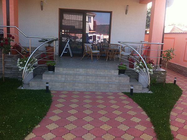 Balustrada pentru terase