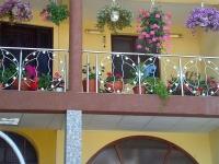 Balustrada inox cu model pentru balcon