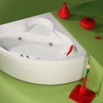 Cada de baie pentru uz medical Easy