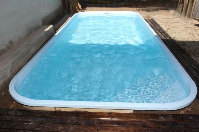 Montaj piscine din fibra de sticla