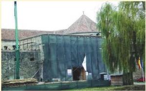Construcție fermă Cărtișoara