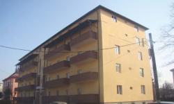 Bloc locuințe Făgăraș P+3+M