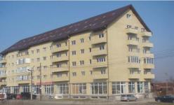 Bloc locuințe Făgăraș P+4+M