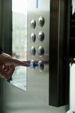 Control ascensor
