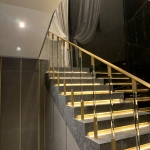 Balustrada taiata cu laser
