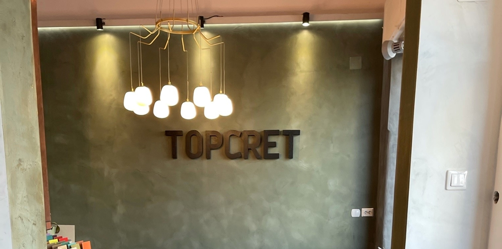 microciment topcret